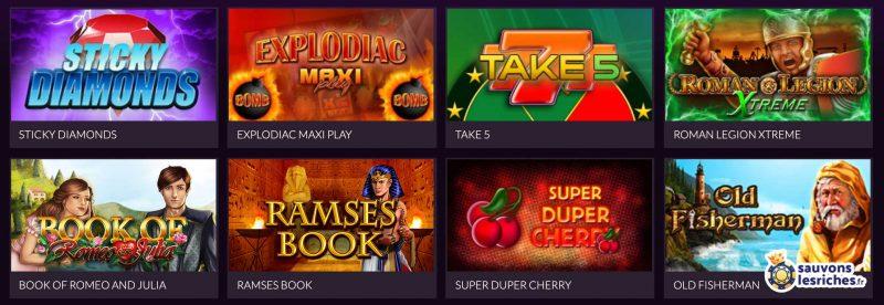 jeux myjackpot