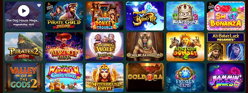 montecryptos jeux screenshot