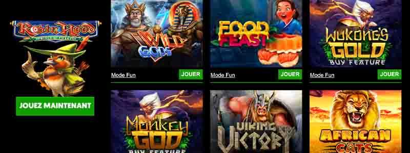 screenshot cashpot casino games