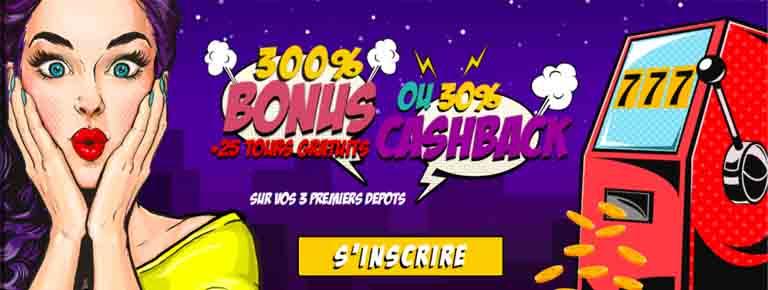 screenshot casino fantastik bonus