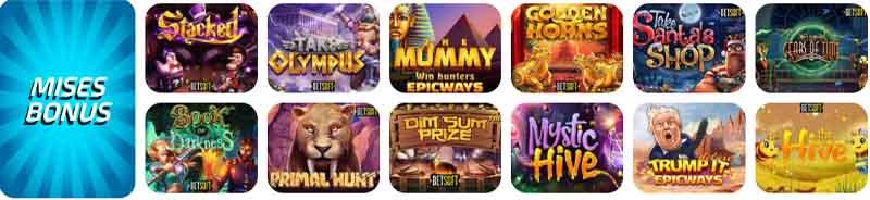 screenshot casino fantastik games